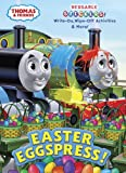 img - for Easter Eggspress! (Thomas & Friends) (Color Plus Gatefold Sticker) book / textbook / text book