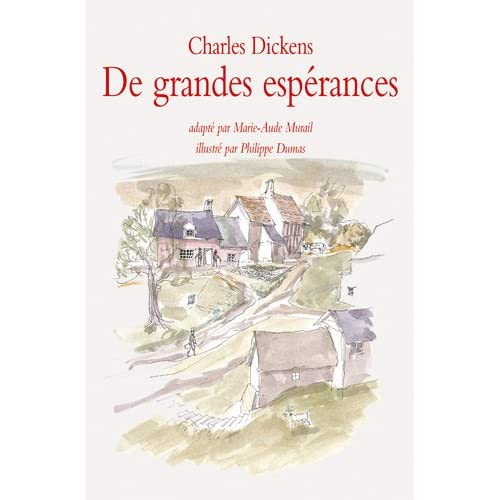 "Marie-Aude Murail ""adapte"" De Grandes Espérances 51LU3lnLQML._SS500_"