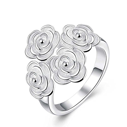 focus-jewel-korean-floral-style-4pcs-rose-flower-frosted-finger-band-wedding-engegament-ring-for-bri