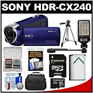 Sony Handycam HDR-CX240 review - Engadget