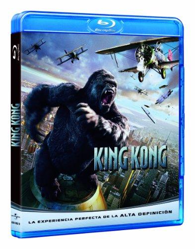 King Kong (2005) [Blu-ray]