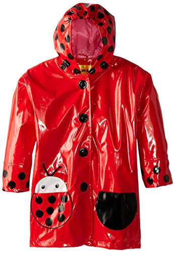 Ladybug Baby Shoes front-649408