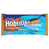 Mcvitie's Chocolate Hobnob Flapjacks 4x5 per pack