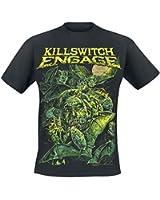Killswitch Engage Bats T-Shirt schwarz
