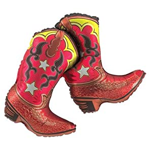 Click to buy Dancin' Boots 36in Balloonfrom Amazon!
