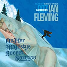 On Her Majesty's Secret Service (       UNABRIDGED) by Ian Fleming Narrated by Simon Vance