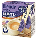 AGF ブレンディ スティック 紅茶オレ24本