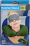 Bestway Inflatable Pillow Green 18x11 in