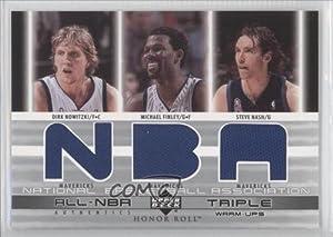 Dirk Nowitzki, Michael Finley, Steve Nash Dallas Mavericks (Basketball Card) 2002-03... by Upper Deck Honor Roll