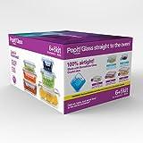 Popit-Glass-66-set-12-piece-airtight-borosilicate-glass-set-Oven-and-Microwave-safe-remove-lids