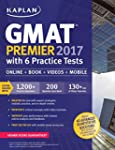 GMAT Premier 2017 with 6 Practice Tes...