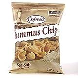 (Pack of 20) Cofresh - 25% OFF Eat Real Hummus Chip Sea Salt 45 g