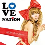 益若つばさ CD 「LOVE NATION ~gift for the children~」