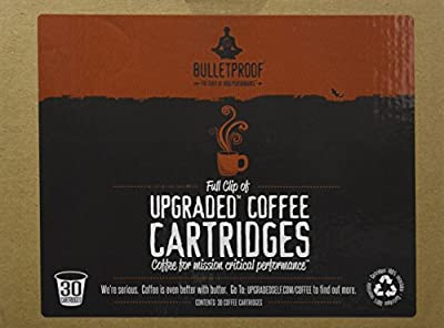 Bulletproof Upgraded Coffee Cartridges by bulletproof