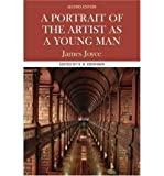 img - for A Portrait of the Artist as a Young Man (Case Studies in Contemporary Criticism) (Paperback) - Common book / textbook / text book