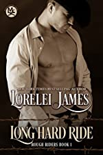 Long Hard Ride (Rough Riders series Book 1)