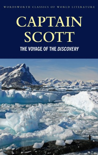 Robert Falcon Scott, Tom Griffith  Beau Riffenburgh - The Voyage of the Discovery