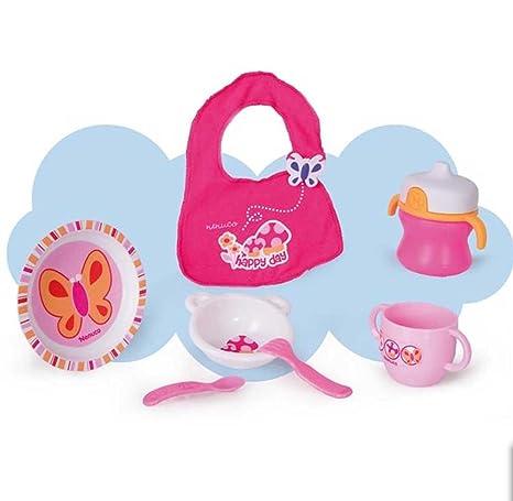 Nenuco - Kit d'accessoires pour nourrir