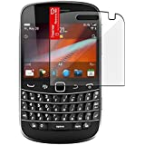 5pcs BlackBerry Bold 9900 9930 Premium Clear LCD Screen Protector Cover Guard Shield Protective Film Kit