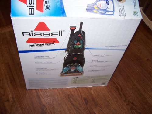 bissell proheat 2x turbo carpet deep pet cleaner
