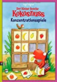 Der kleine Drache Kokosnuss - Konzentrationsspiele (Lernspaß- Rätselhefte, Band 9)