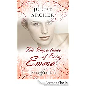 The Importance of Being Emma (Choc Lit) (Darcy & Friends Book 1) (English Edition)
