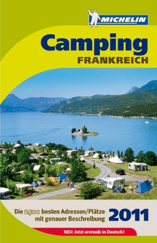Michelin Der Grüne Reiseführer: Campingführer