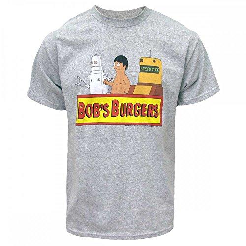 New Mens Bob's burgers Exclusive Quality T-shirt for Men XS Shirt