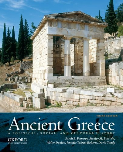 Ancient Greece: A Political, Social, and Cultural History