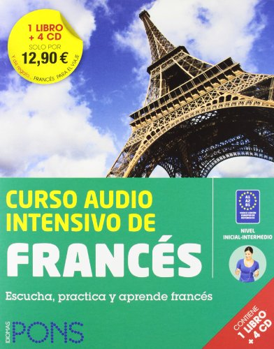 CURSO AUDIO INTENSIVO FRANCES