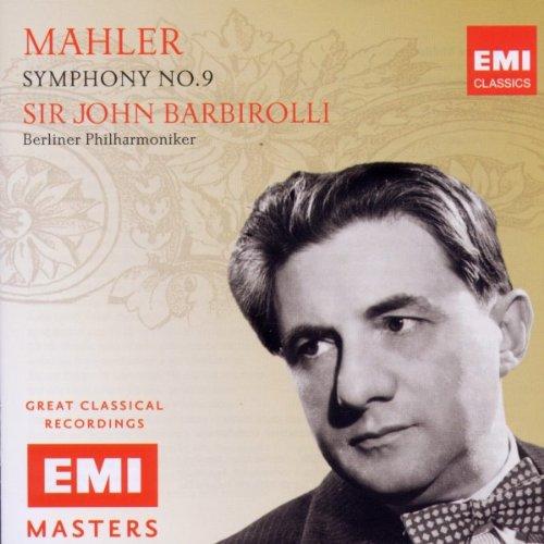 Mahler-Symphony-No-9-Sir-John-Barbirolli-Berliner-Philharmoniker-Audio-CD