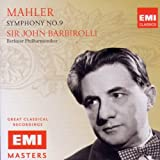 Sir John Barbirolli Berliner Philharmoniker Mahler: Symphony No.9