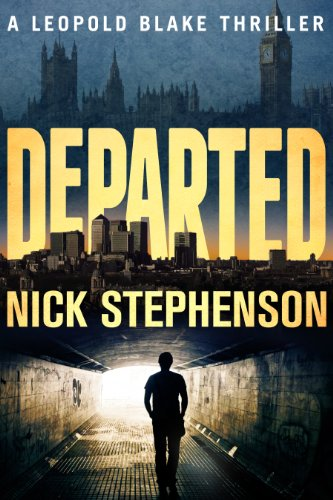 """<strong>KND Freebies: The """"high-octane"""" crime thriller <em>DEPARTED</em> by Nick Stephenson is featured in today's Free Kindle Nation Shorts excerpt</strong>"""