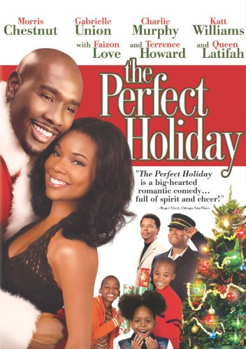 amazoncom the perfect holiday morris chestnut