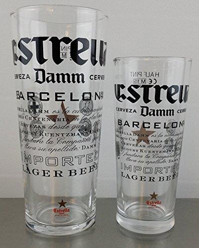 estrella-damm-pint-and-half-pint-glass-set-1-pint-and-1-half-pint-by-estrella