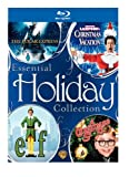Essential Holiday Collection (The Polar Express / National Lampoon's Christmas Vacation / Elf / A Christmas Story)