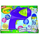 Crayola Powered Bubble Launcher