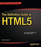 img - for The Definitive Guide to HTML5 book / textbook / text book