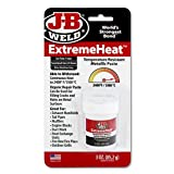 J-B Weld 37901 Extreme Heat High Temperature Resistant Metallic Paste - 3 oz.