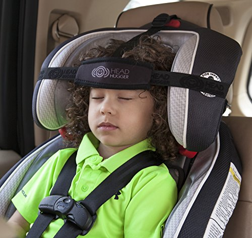 New Head Hugger - Head Support Device That Cradles the Head and Eliminates Pressure on the Neck