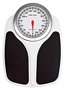 Health o meter Oversized Dial Scale with Easy to Read Measurements and X-Large Platform