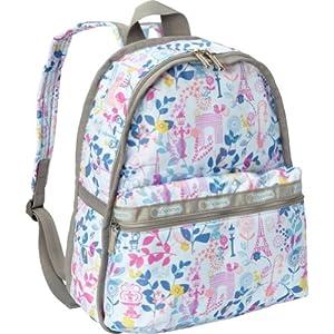 LeSportsac Basic Backpack (Paris in Bloom)