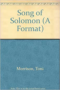 a analysis of the song of solomon by toni morrison Song of solomon study guide from litcharts welcome to the litcharts study guide on toni morrison's song of and analysis of every chapter of song of solomon.