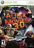Attack Of The Movies 3-D - Xbox 360