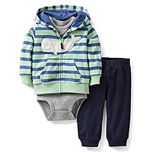 Amazon.com: TOOGOO(R) baby jongens sets herfst infantis katoen