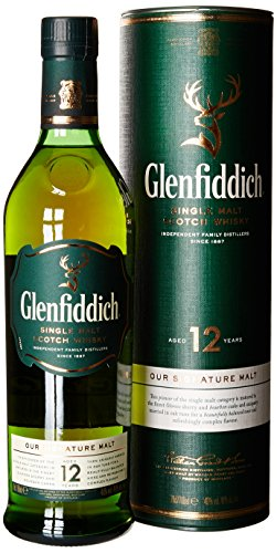 Glenfiddich discount duty free Glenfiddich 12 Year Old Whisky 70 cl