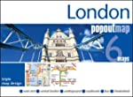 London Popout Map: 3 Popout Maps in O...