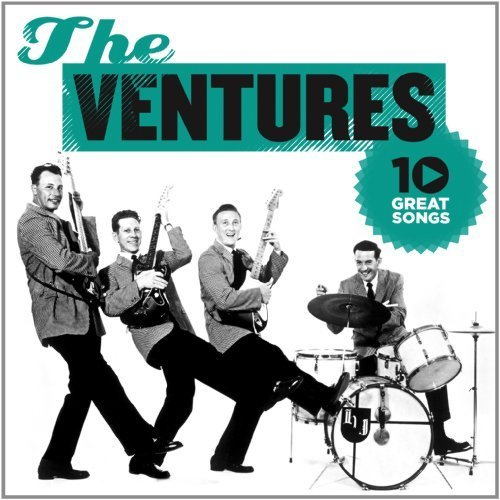 The Ventures - The Ventures 10 Great Songs - Zortam Music