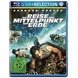 """Die Reise zum Mittelpunkt der Erde [Blu-ray]von """"Brendan Fraser"""""""