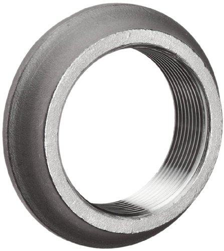 Stainless steel cast pipe fitting flange welding